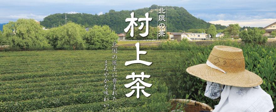 北限の村上茶